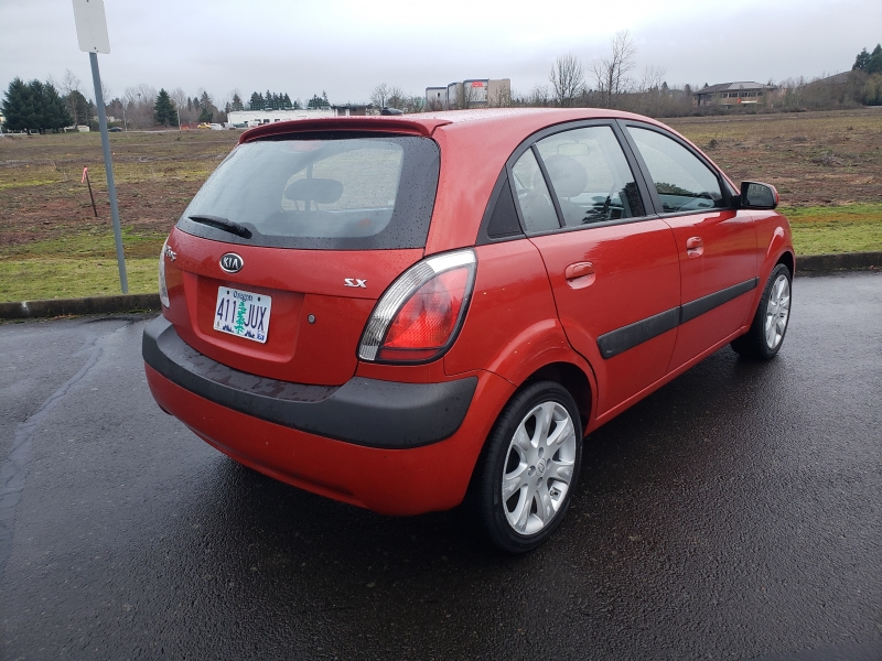 Kia Rio 2009 price $3,595
