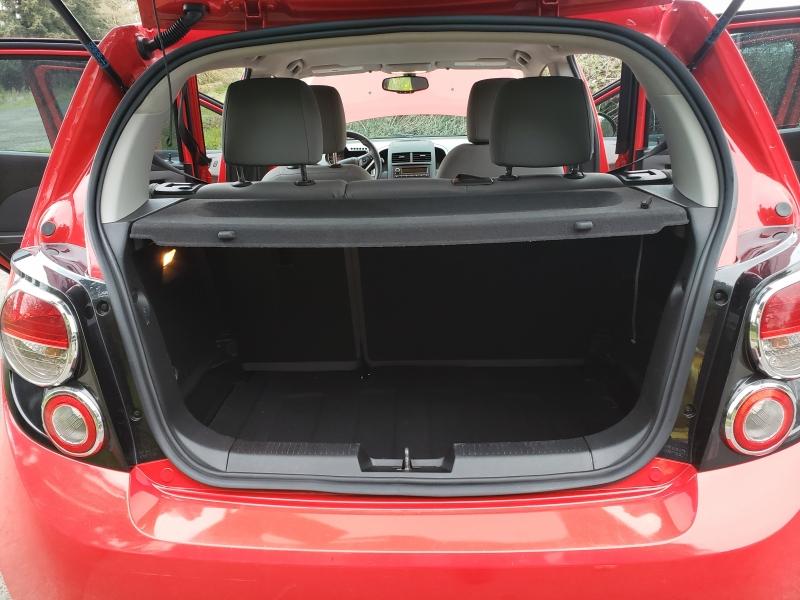 Chevrolet Sonic 2015 price $5,895