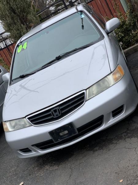 2004 honda odyssey ex deluxe auto sale inc dealership in chicago deluxe auto sale inc