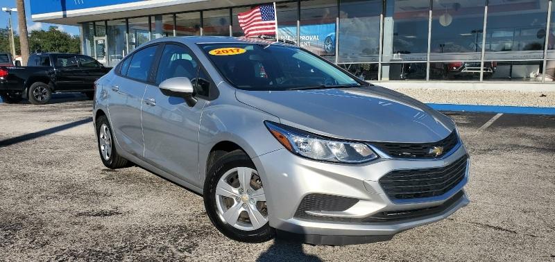 Chevrolet Cruze 2017 price $10,795