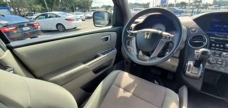 Honda Pilot 2013 price $12,095