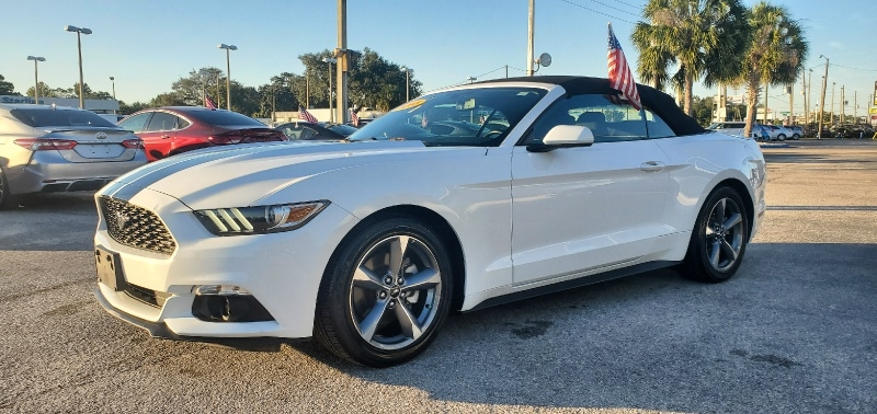 Ford Mustang 2015 price $16,395