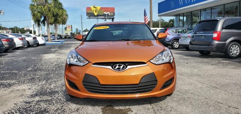 Hyundai Veloster 2016 price $11,595