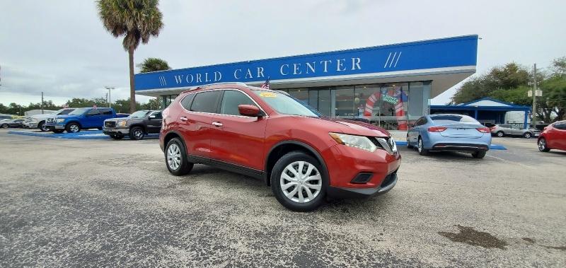 Nissan Rogue 2016 price $11,495