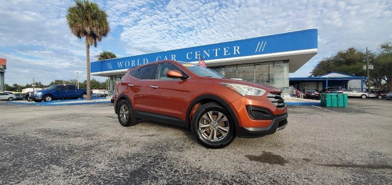 Hyundai Santa Fe 2013 price $10,695