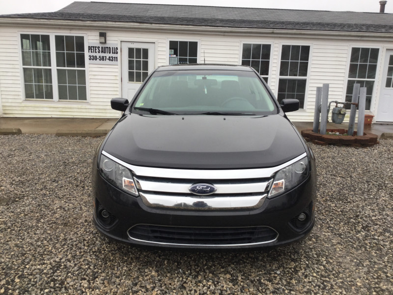 FORD FUSION 2010 price $4,199