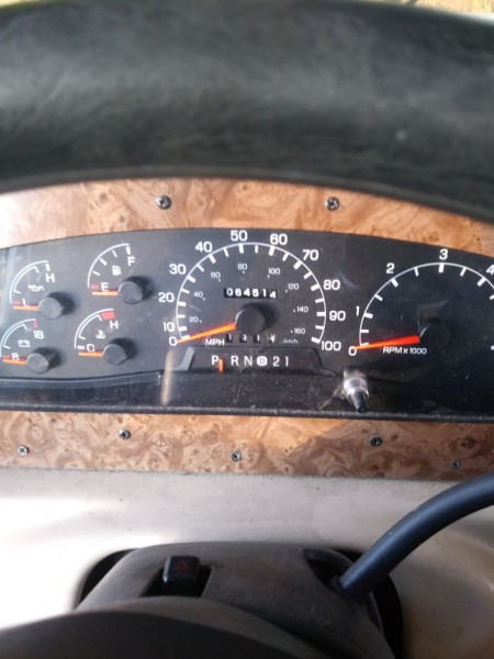 FORD F550 1999 price $7,300