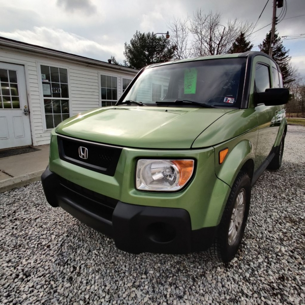 Honda ELEMENT 2006 price $4,990