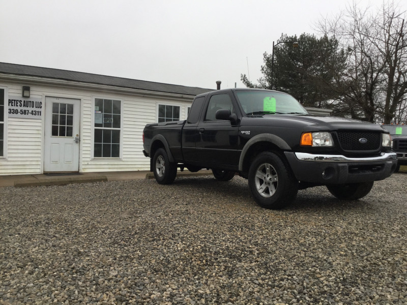 FORD RANGER 2002 price $3,999