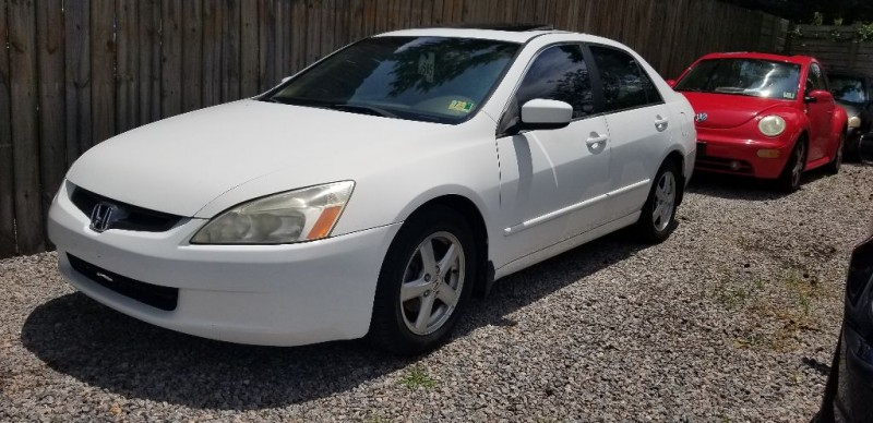HONDA ACCORD 2003 price $4,901