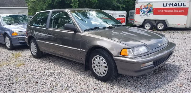 HONDA CIVIC 1991 price $1,801
