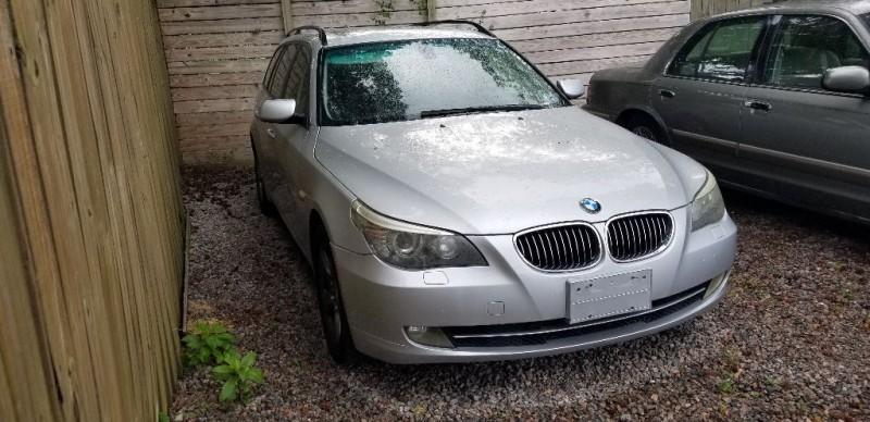 BMW 535 2008 price $7,901