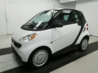 Used Smart Fortwo Kissimmee Fl