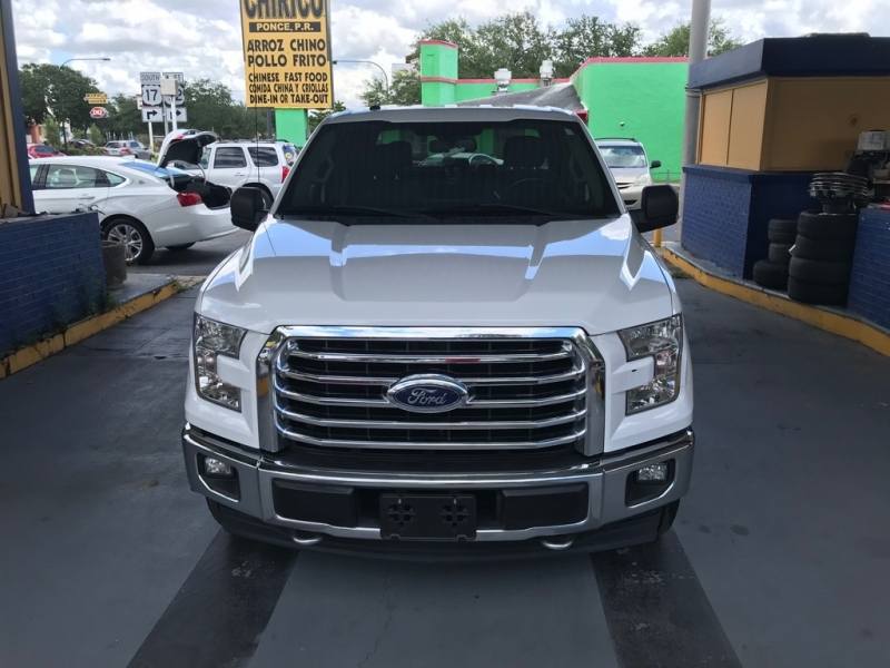 FORD F150 2017 price $27,900