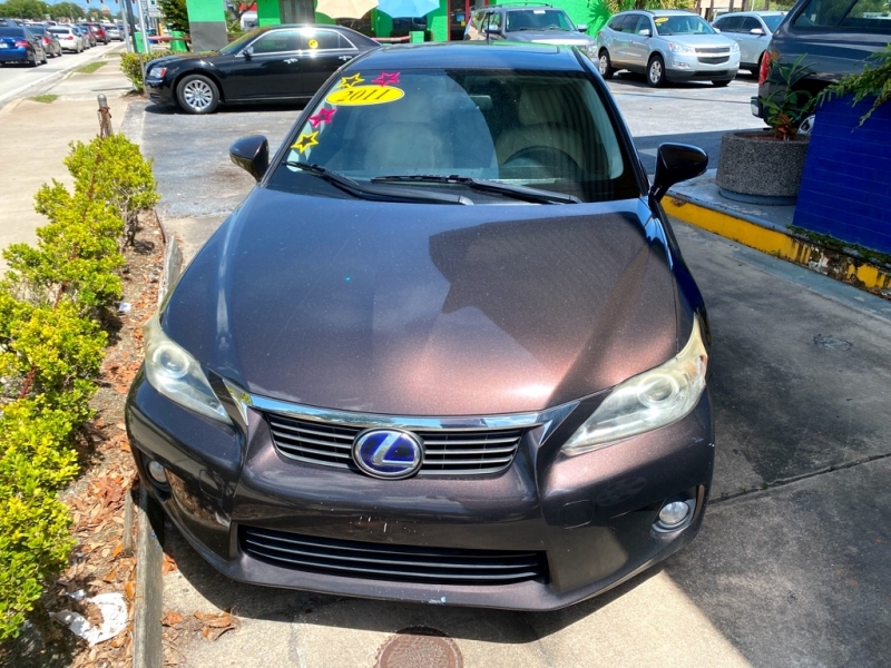 LEXUS CT 2011 price $11,500