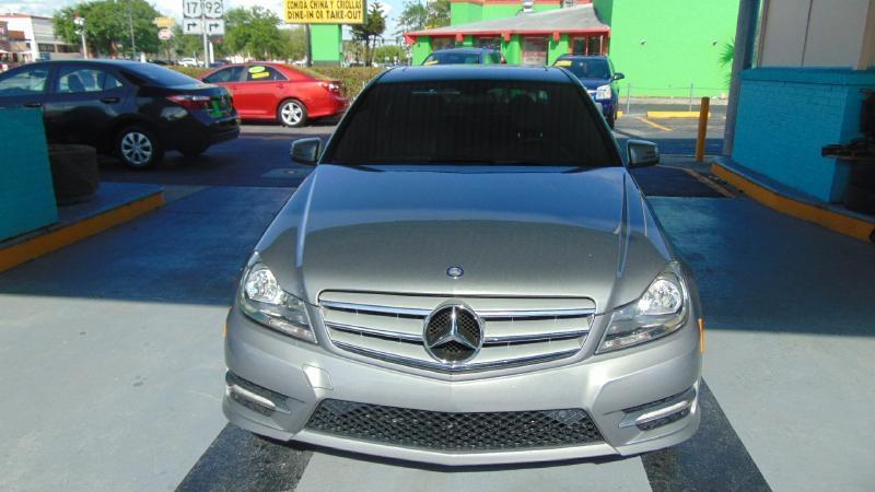 MERCEDES-BENZ C 2012 price $11,900