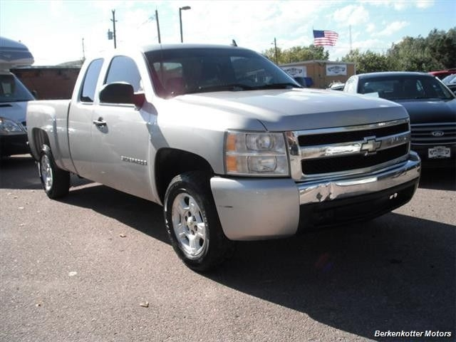 2007 Chevrolet Silverado 1500 Extended Cab >> 2007 Chevrolet Silverado 1500 Lt1