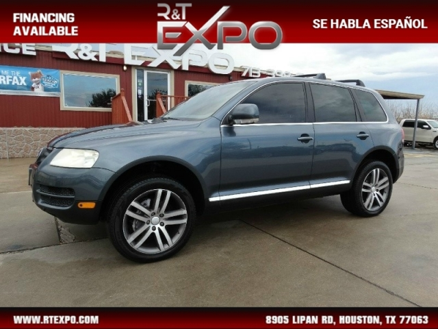 2005 Volkswagen Touareg V6 Navigation Park Assist Inventory Rt Rhrtexpo: 2005 Volkswagen Touareg Knock Sensor Location At Gmaili.net