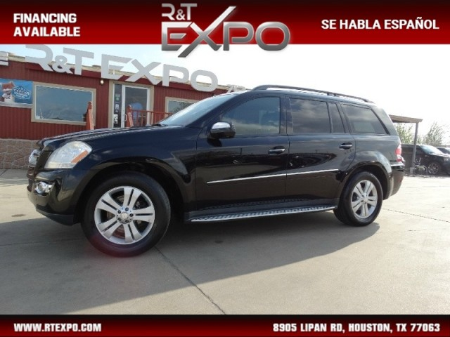 2009 Mercedes-Benz GL450