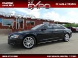 Audi A8 L 2012