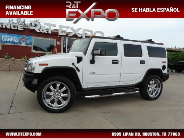 2006 Hummer H2 Awd Inventory Rt Expo Auto Dealership In