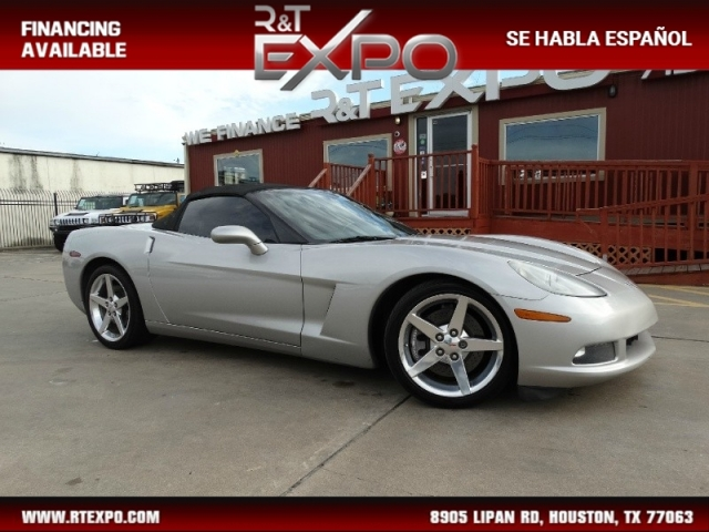 2005 Chevrolet Corvette Convertible Heads Up Inventory Rt Expo