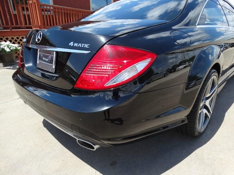 Mercedes-Benz CL-Class 2010 price $19,995