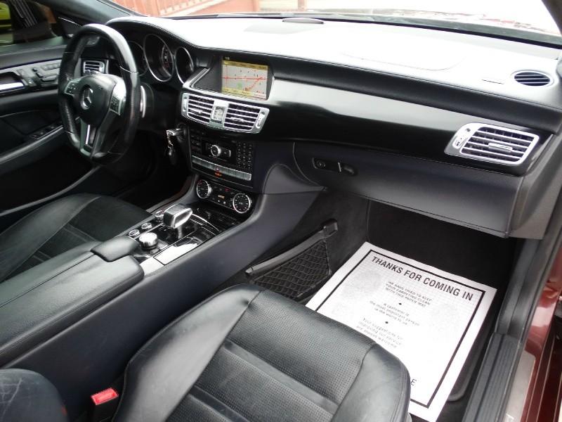 Mercedes-Benz CLS-Class 2012 price $32,995