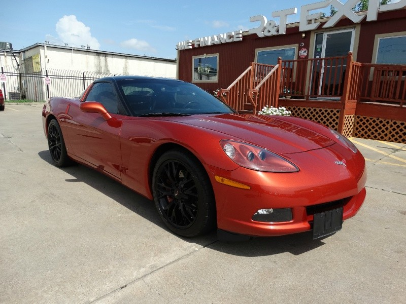 Chevrolet Corvette 2006 price $19,995