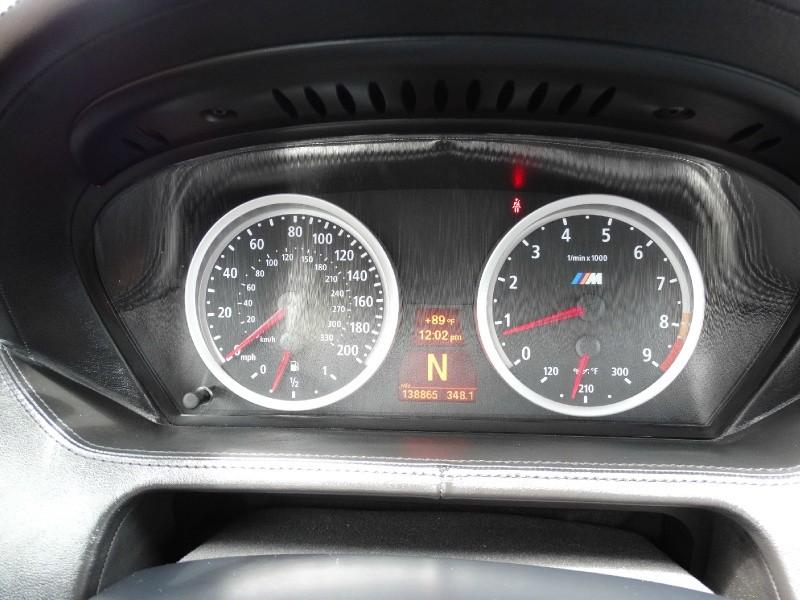 BMW M6 2009 price $13,995