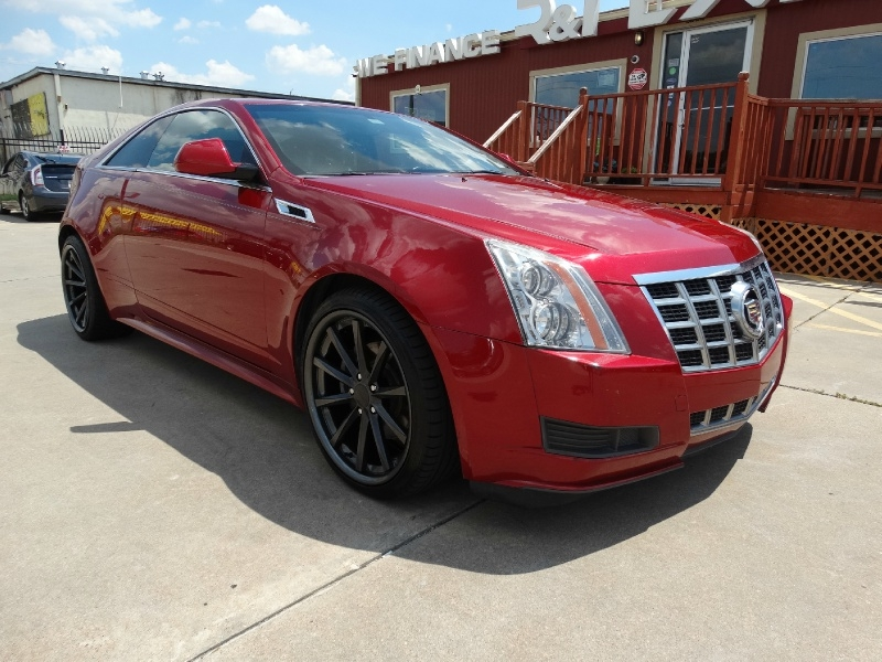 Cadillac CTS Coupe 2014 price $16,995