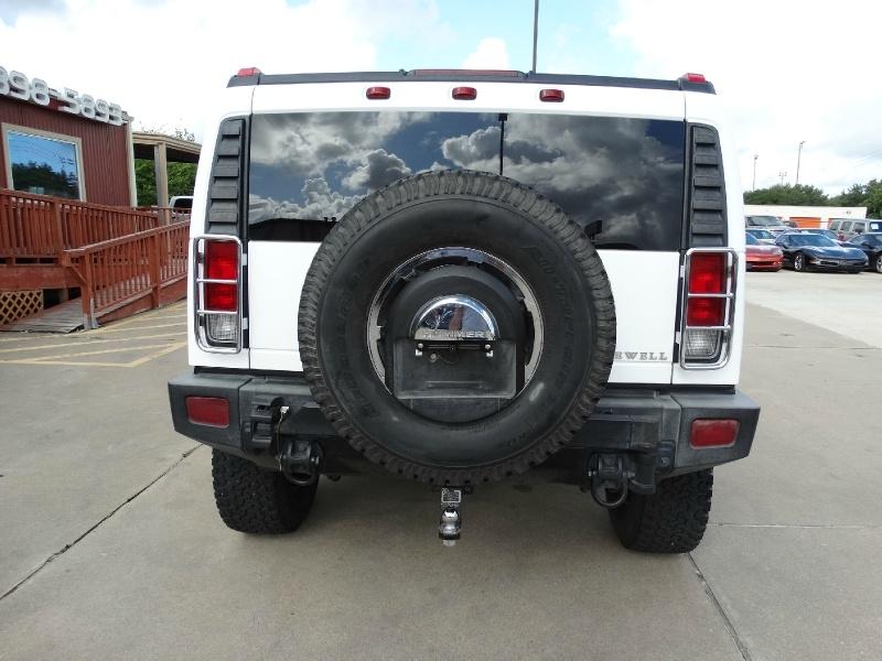 Hummer H2 2006 price $15,995