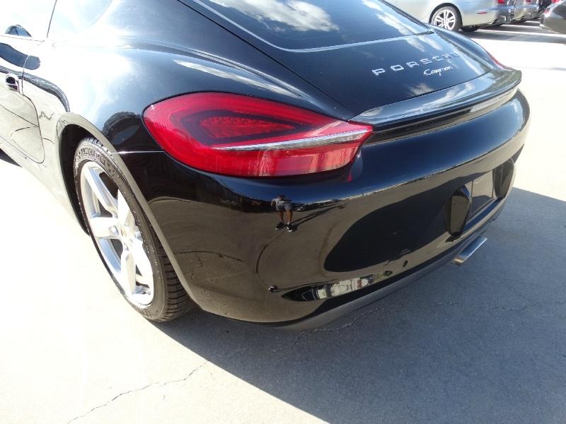 Porsche Cayman 2014 price $29,995