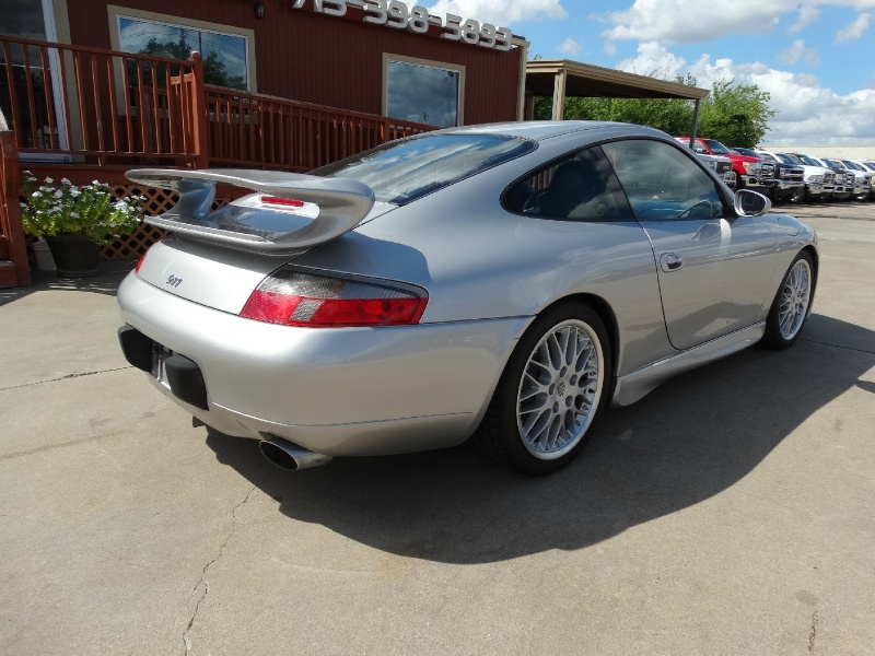 Porsche 911 Carrera 1999 price $20,995