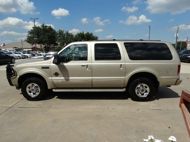 Ford Excursion 2004 price $13,995