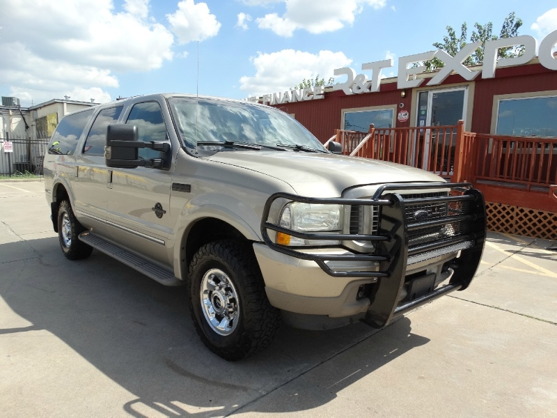 Ford Excursion 2004 price $14,995