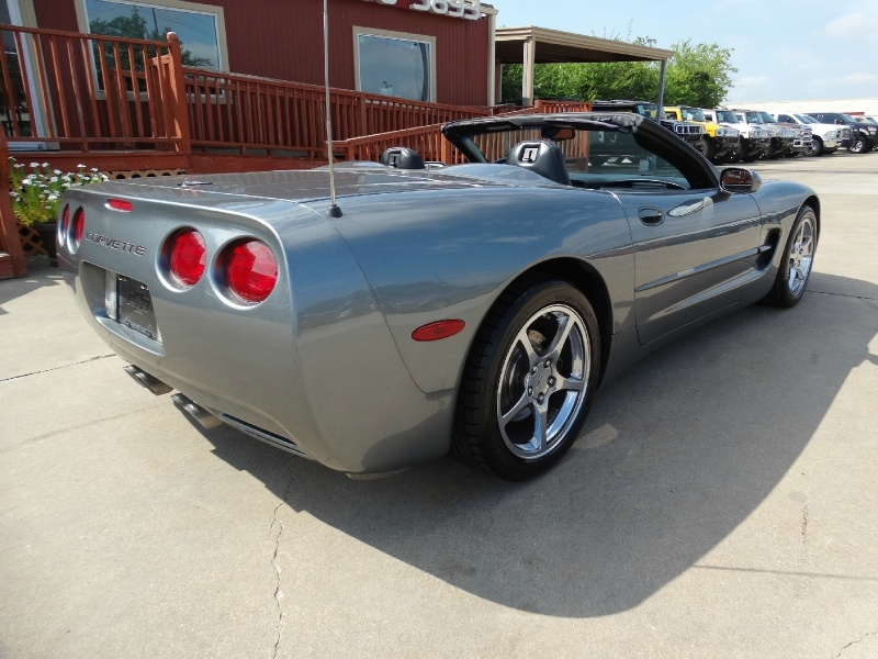 Chevrolet Corvette 2004 price $15,995