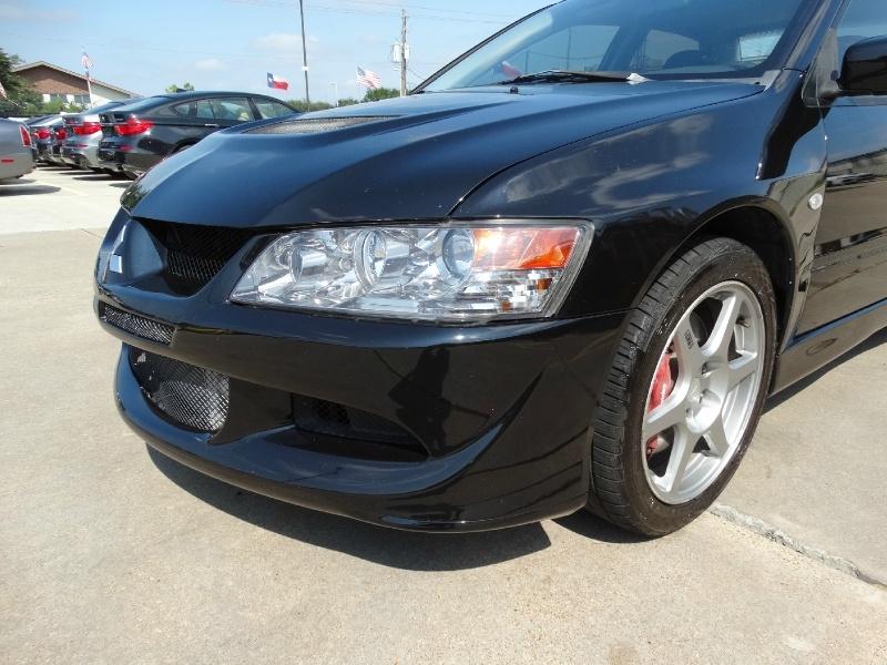 Mitsubishi Lancer Evolution 2003 price $17,995