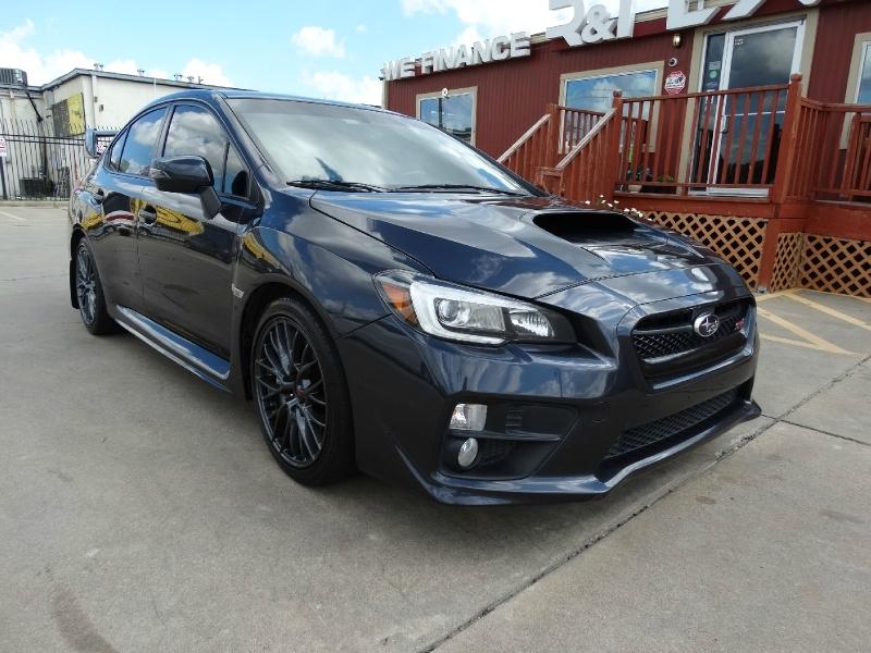 Subaru WRX STI 2015 price $23,995