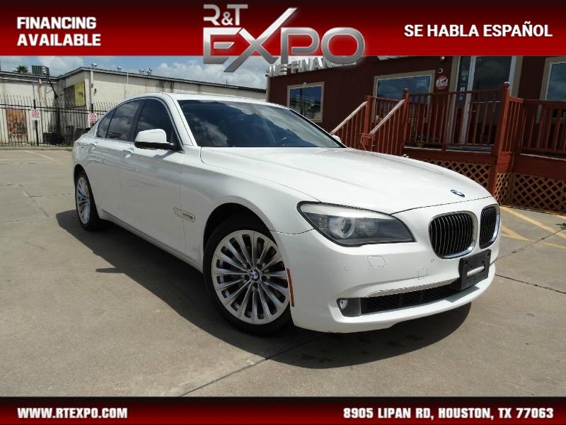 BMW 7-Series 2012 price $12,995