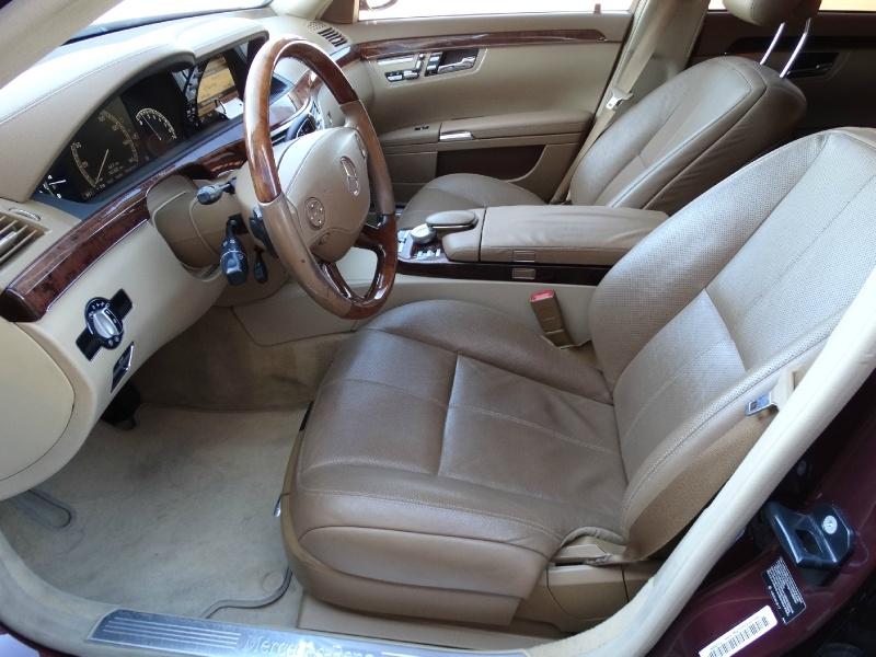 Mercedes-Benz S-Class 2009 price $14,995