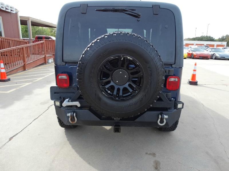 Jeep Wrangler TJ 2005 price $14,995