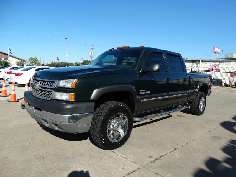 Chevrolet Silverado 2500HD 2005 price $16,995