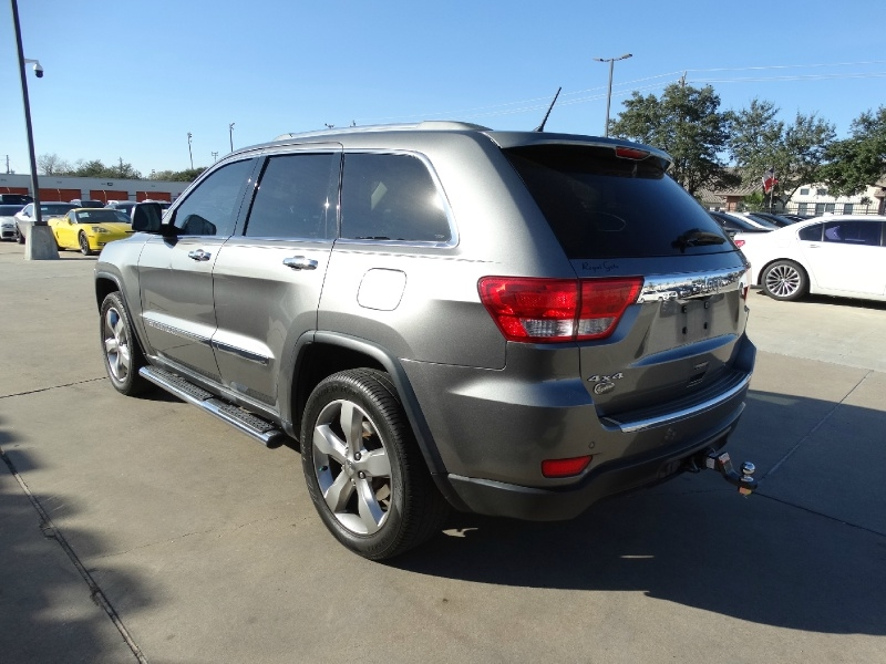 Jeep Grand Cherokee 2011 price $11,995