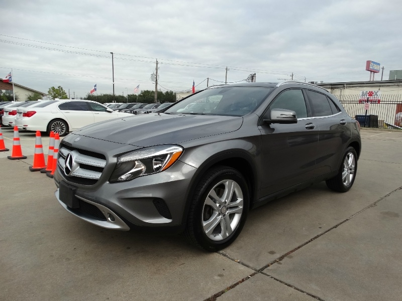 Mercedes-Benz GLA 2016 price $17,995
