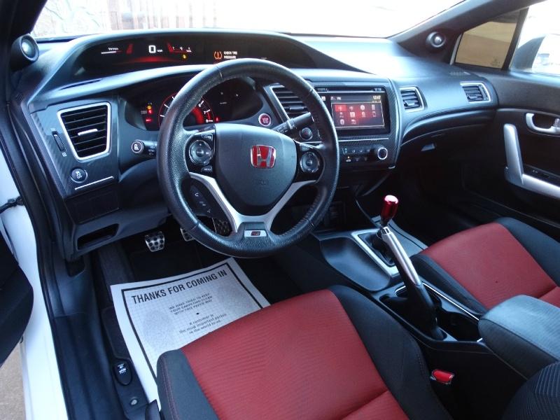 Honda Civic Coupe 2015 price $14,495