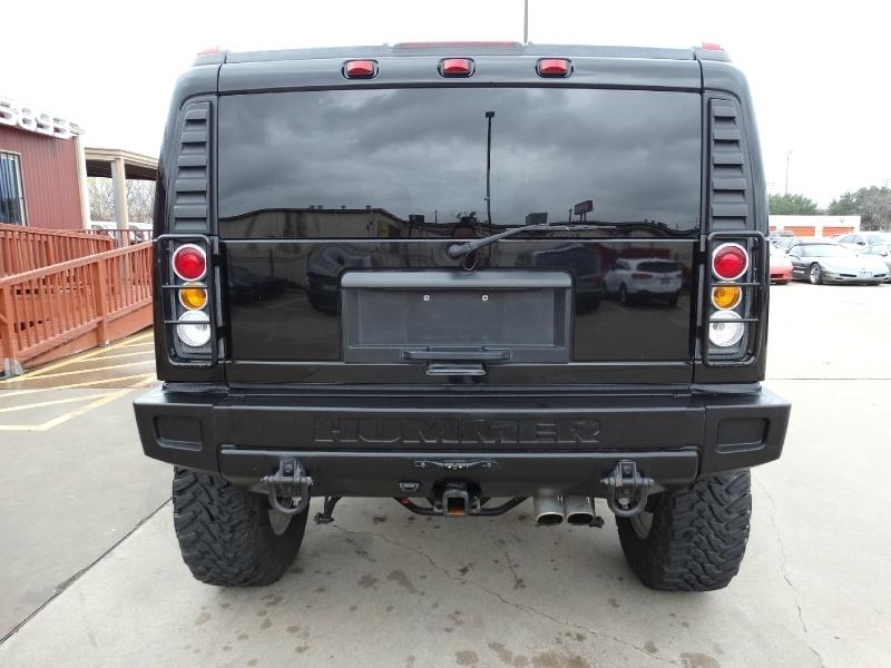 Hummer H2 2003 price $15,995