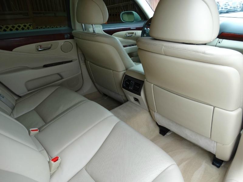 Lexus LS 460 2008 price $12,495