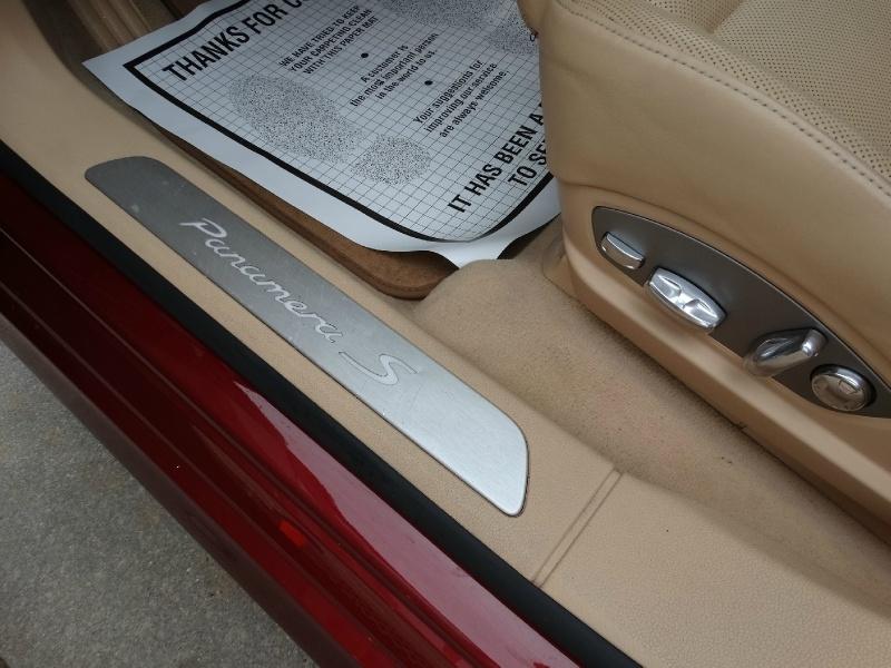Porsche Panamera 2010 price $24,995
