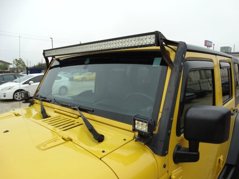 Jeep Wrangler Unlimited 2009 price $15,995